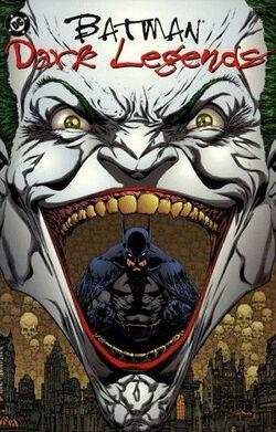 Cover for the Batman: Dark Legends Trade Paperback