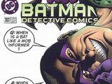 Detective Comics Vol 1 707