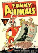 Fawcett's Funny Animals Vol 1 6