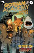 Gotham Academy Second Semester Vol 1 10