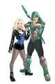 Green Arrow Rebirth Vol 1 1 Textless Variant
