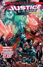 Justice League Vol 2 27