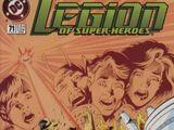 Legion of Super-Heroes Vol 4 71