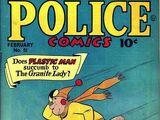 Police Comics Vol 1 51