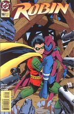 Robin saves Spoiler