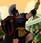 Roman Batman BTBATB 01
