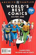 World's Best Comics Silver Age Archive Sampler Vol 1 1