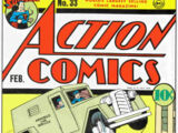 Action Comics Vol 1 33