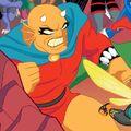 Etrigan DC Super Hero Girls 0001