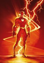 Flash, Wally West, New Earth, Modern Age, Post-Crisis