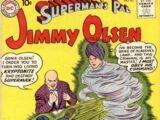 Superman's Pal, Jimmy Olsen Vol 1 42