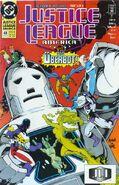 Justice League America 48