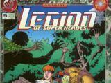 Legion of Super-Heroes Annual Vol 4 5