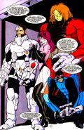 Legion of Super-Heroes Khundia