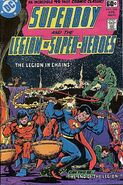 Superboy and the Legion of Super-Heroes 238