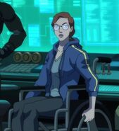 Barbara Gordon Earth-16 0003