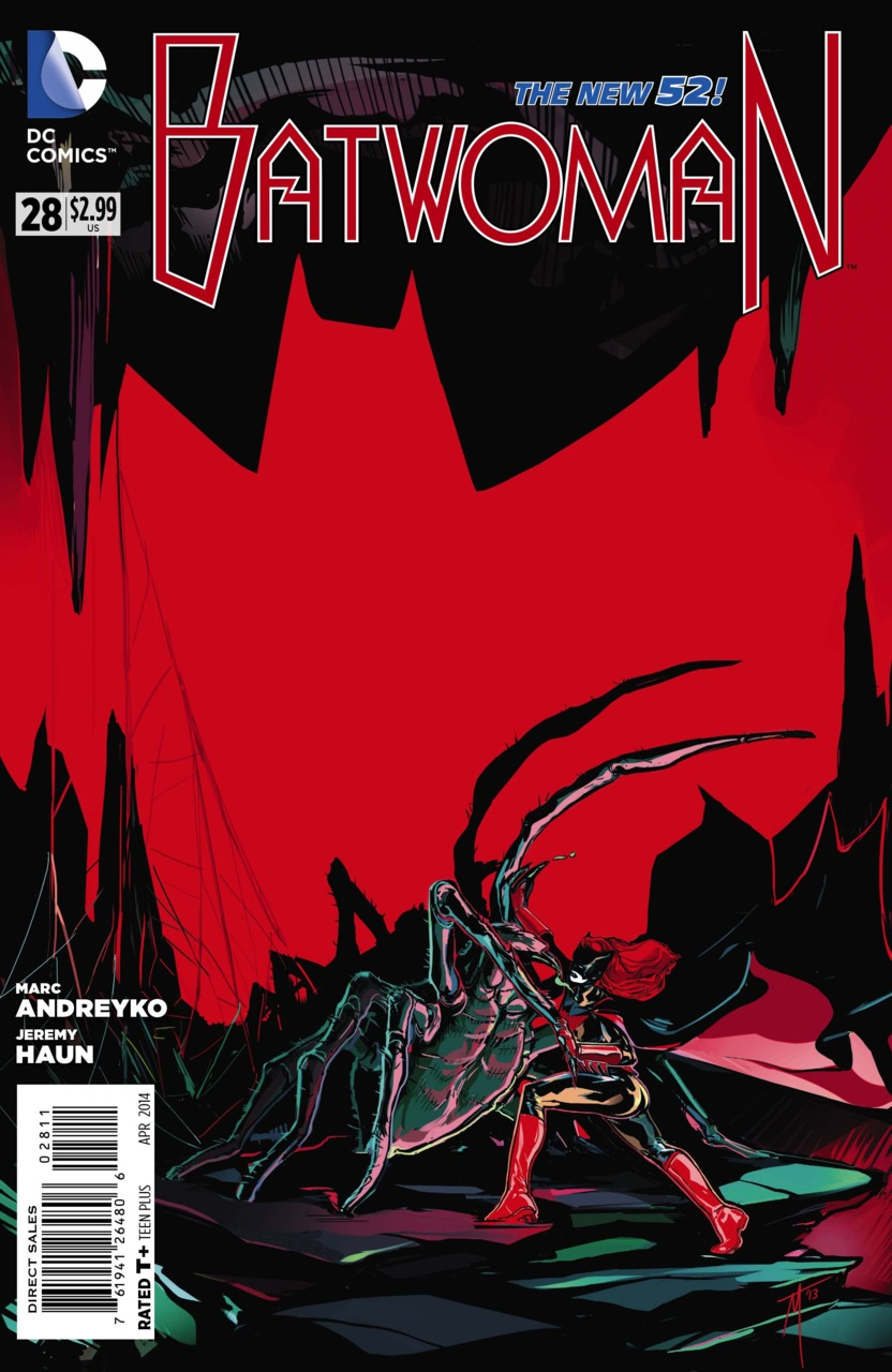 Back Issue BATWOMAN #28 New 52