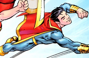 Captain Marvel, Jr. Earth-5