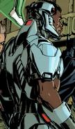 Cyborg Earth 23 001
