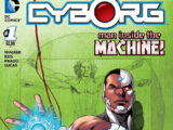Cyborg Vol 1 1