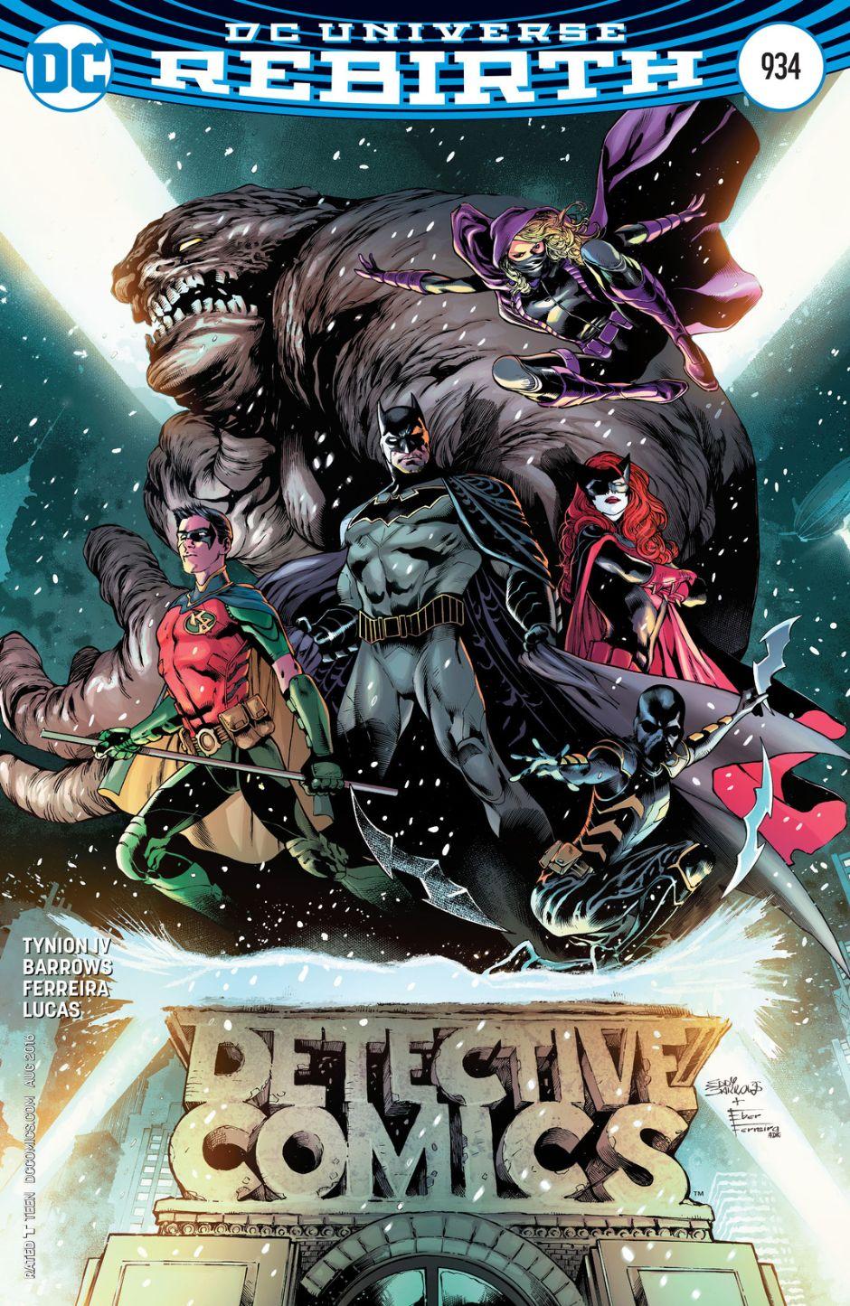 851 881 Detective Comics