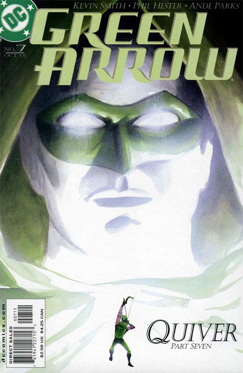 Green Arrow Vol 3 7 Dc Database Fandom Powered By Wikia
