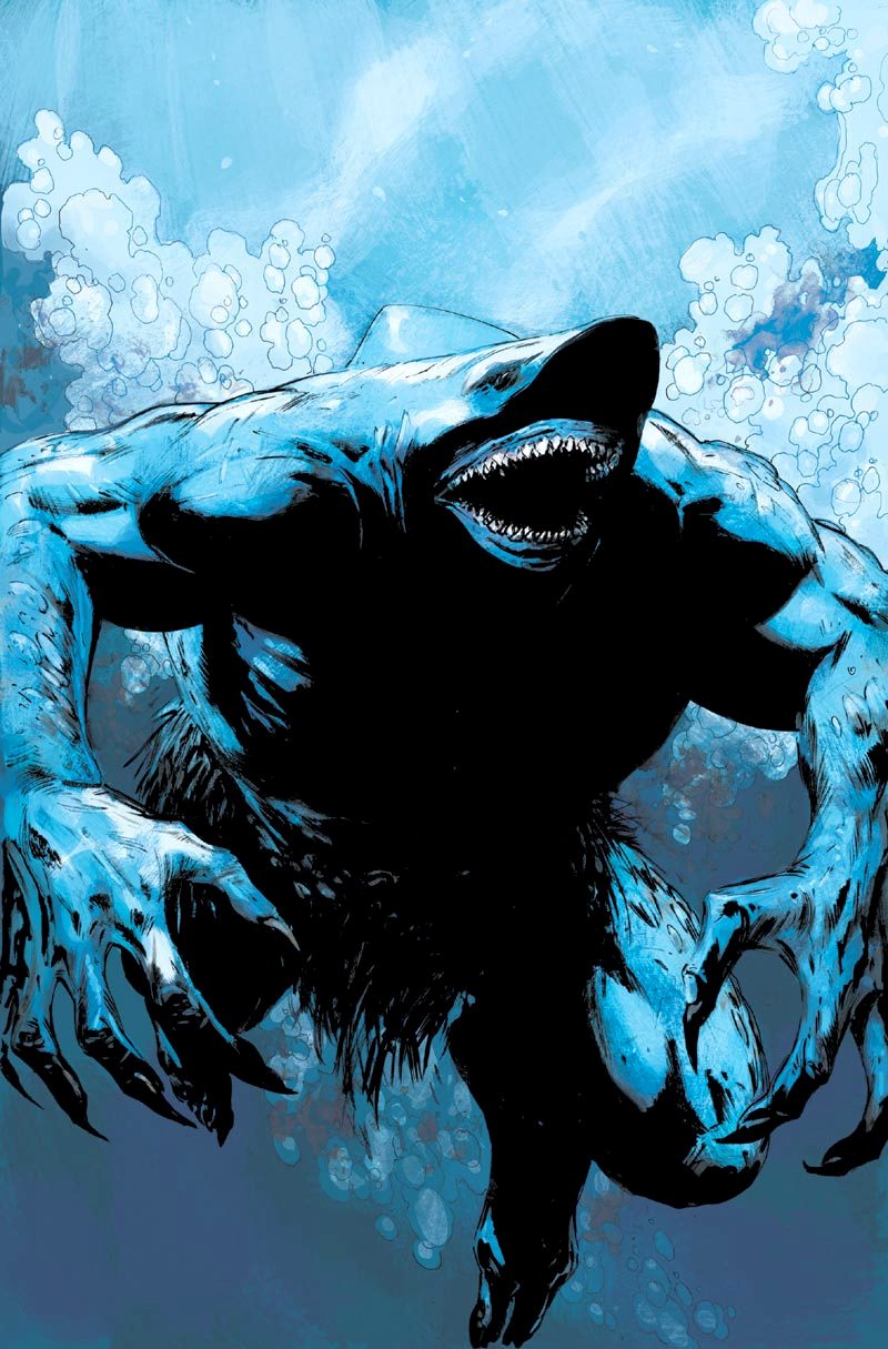 Image result for sharptooth dc villain