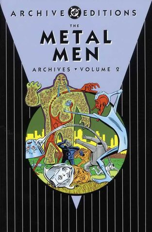 File:Metal Men Archives Vol 1 2.jpg