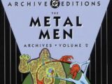 The Metal Men Archives Vol. 2 (Collected)