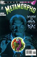 Metamorpho Year One 2