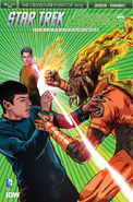 Star Trek Green Lantern The Spectrum War Vol 1 3