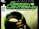 War of the Green Lanterns: Aftermath Vol 1 1