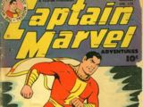 Captain Marvel Adventures Vol 1 115
