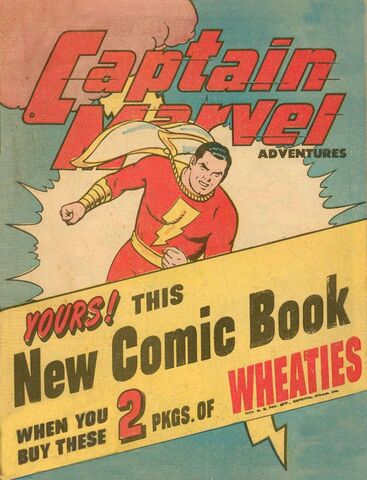 File:Captain Marvel Adventures Wheaties Miniature Edition Vol 1 1.jpg