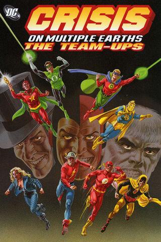 File:Crisis on Multiple Earths Team Ups Trade Paperback 1.jpg