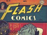 Flash Comics Vol 1 75
