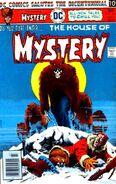House of Mystery v.1 243
