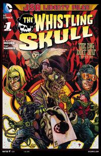JSA Liberty Files The Whistling Skull Vol 1 1
