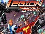 Legion: Secret Origin (Collected)
