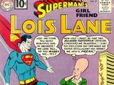 Superman's Girl Friend, Lois Lane Vol 1 27
