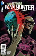 Martian Manhunter Vol 4 1