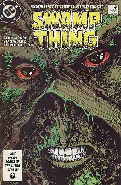 Swamp Thing Vol 2 49 Dc Database Fandom Powered By Wikia