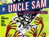 Uncle Sam and the Freedom Fighters Vol 2 2