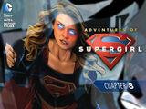 Adventures of Supergirl Vol 1 8 (Digital)