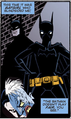 Batgirl Shadow of Sin Tzu 001