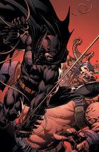 Bane vs. the Bat