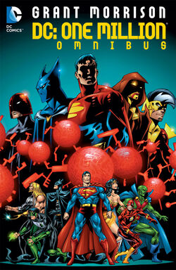 Cover for the DC One Million Omnibus Trade Paperback