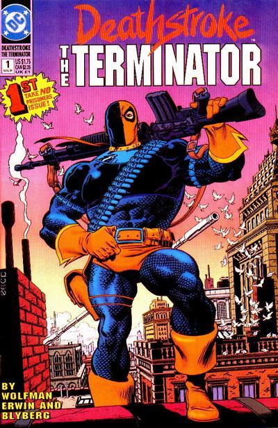 Deathstroke the Terminator Vol 1 | DC Database | Fandom