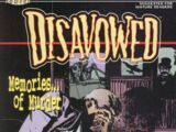 Disavowed Vol 1