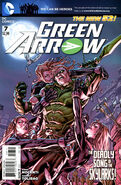 Green Arrow Vol 5 7